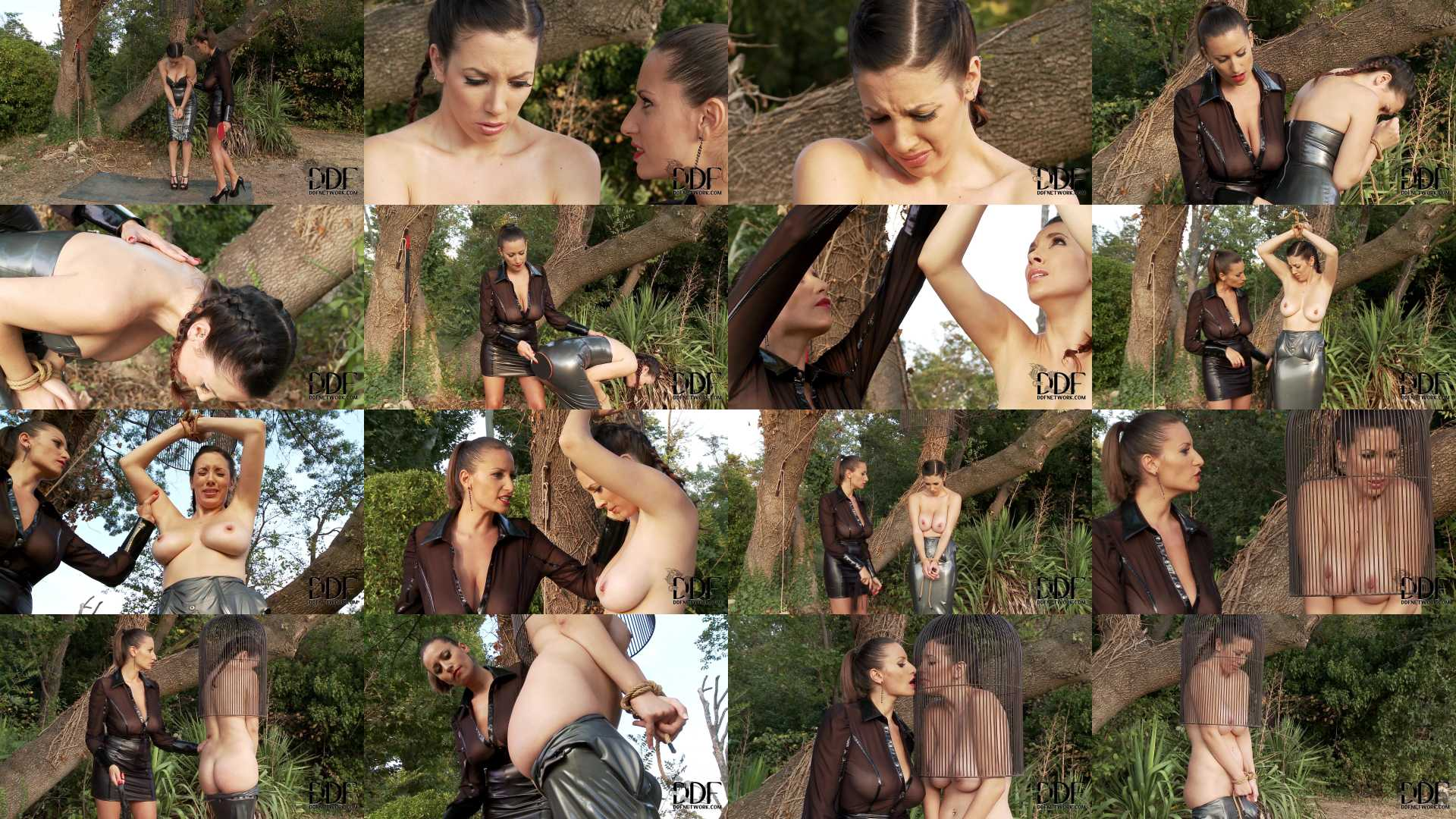 Sensual Jane, Jelena Jensen in Paying for her Sins!